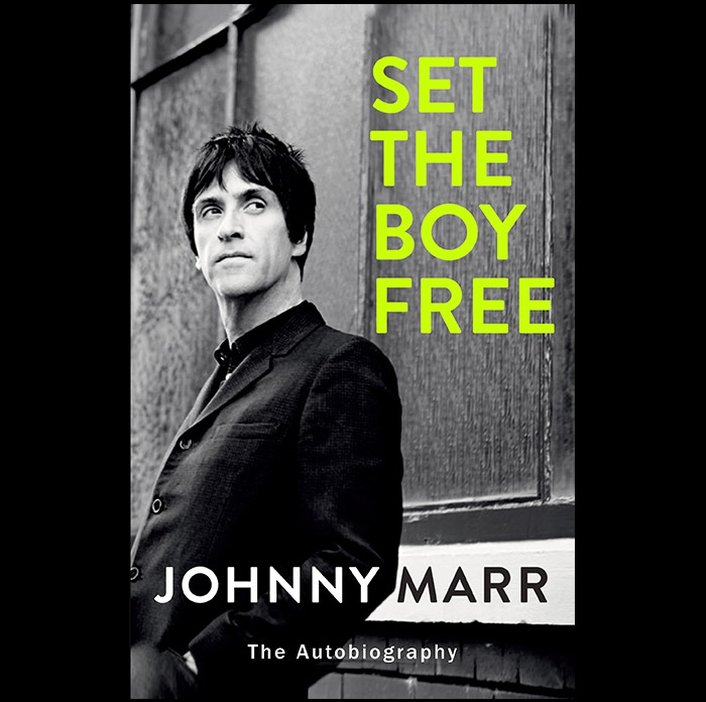 Review:  'Set The Boy Free', a memoir by Johnny Marr