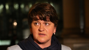 Former Democratic Unionist first minister Arlene Foster established the scheme in 2012