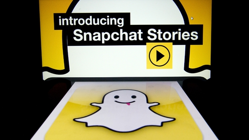 Snapchat unveils custom Stories, amid battle with Facebook