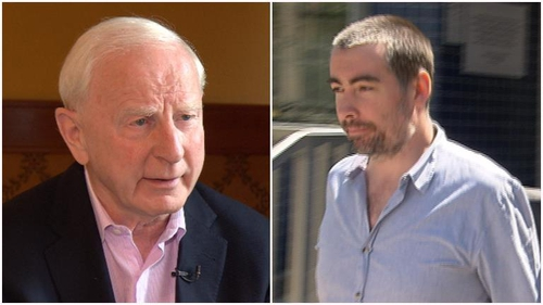 Pat Hickey and Kevin Mallon have protested their innocence