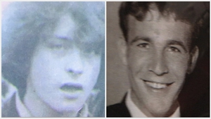 Kevin McKee (L) and Seamus Wright were abducted and murdered by the IRA in 1972