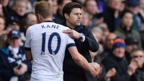 Late Kane double snatches dramatic Spurs win