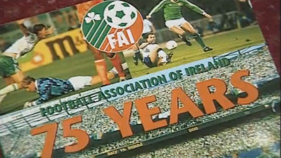 Football Association of Ireland (FAI) Celebrates 75 Years (1996)