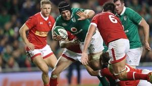 Sean O'Brien starts against New Zealand