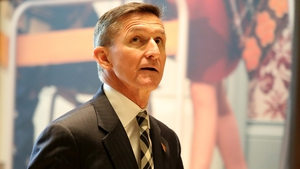 A White House spokesman last night confirmed Donald Trump knew for weeks Michael Flynn had misled the administration