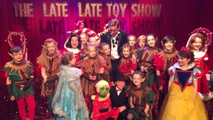 With just two weeks to go to The Late Late Toy Show, the teaser debuts on RTÉ One tonight but here's a sneak peek before it goes live!