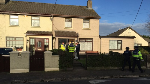 Shooting occurred at a house in Cork last year