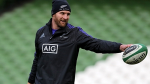 Kieran Read: 'I'm sure they'll go well for the rest of the year'