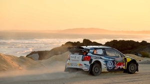 Andreas Mikkelsen at Coffs Harbour