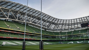 Ireland are looking for back-to-back wins over New Zealand