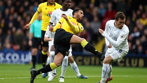Etienne Capoue fired Watford in front