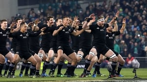 Ireland have lost 21-9 to New Zealand in Dublin
