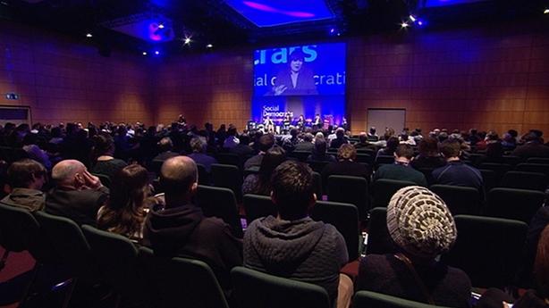 Social Democrats conference
