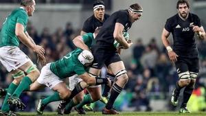 Ireland fell to a 21-9 loss