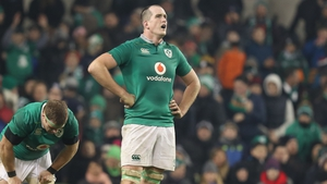 Devin Toner has won 42 caps for Ireland since making his debut against Samoa in 2010
