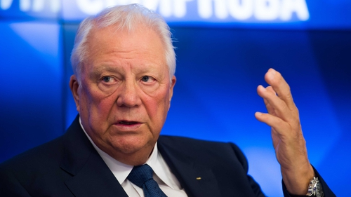 Vitaly Smirnov has denied WADA's accusations