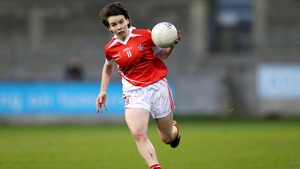 Cora Courtney scored two points in Donaghmoyne's win over Mourneabbey
