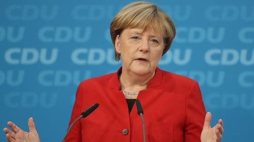 German Chancellor Angela Merkel was among those hit in the data breach