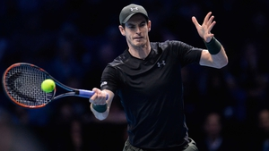 Andy Murray had never previously progressed beyond the semi-finals at the O2