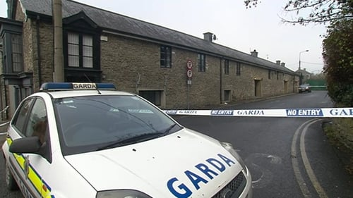 A woman in her mid-40s was arrested and is being held at Nenagh Garda Station