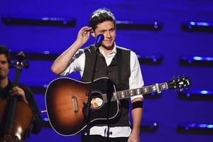 Niall Horan has won his first solo award at the 2017 People's Choice Awards.
