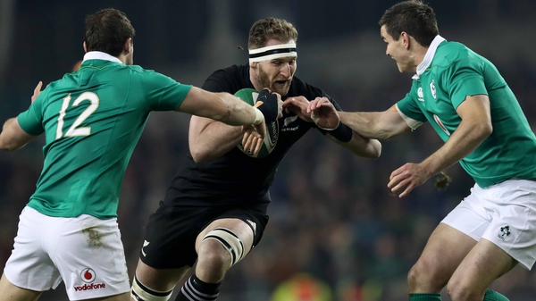 It's the end of a glorious career for Kieran Read