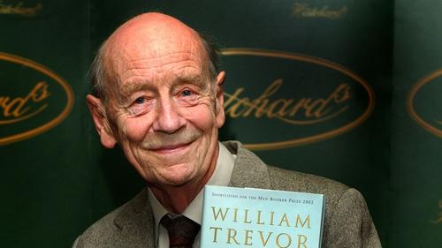 William Trevor has passed away aged 88