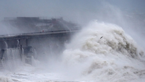 Storm Angus has hit Britain over the weekend, bringing strong winds and heavy rain