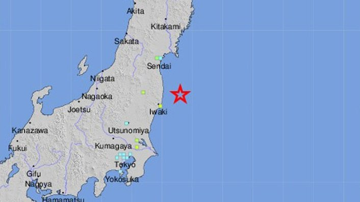 Japan tsunami warning lifted