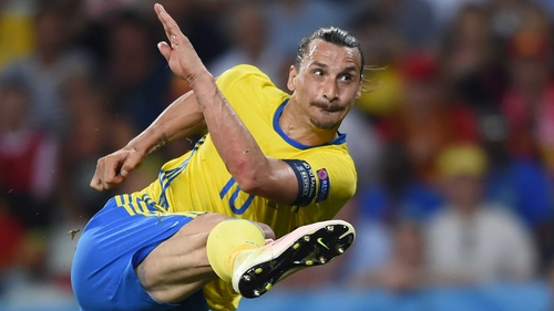 Zlatan Ibrahimovic will play no part in this year's World Cuo