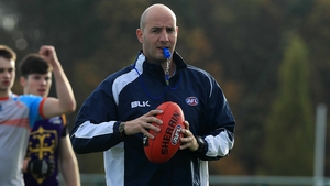 Kennelly has taken up a coaching role with Sydney Swans