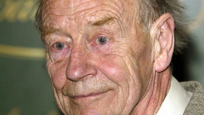 William Trevor RIP