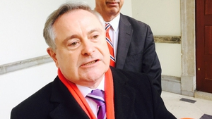 Brendan Howlin said the Government will only pass 20 acts this year