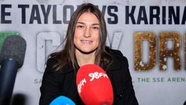 Katie Taylor set for GGG undercard bout in New York