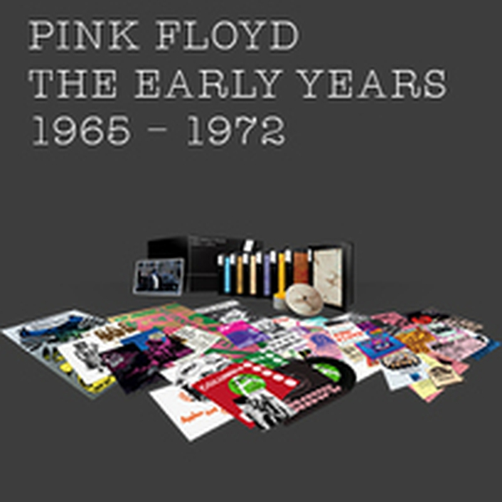 Essay:  Pink Floyd, the early years