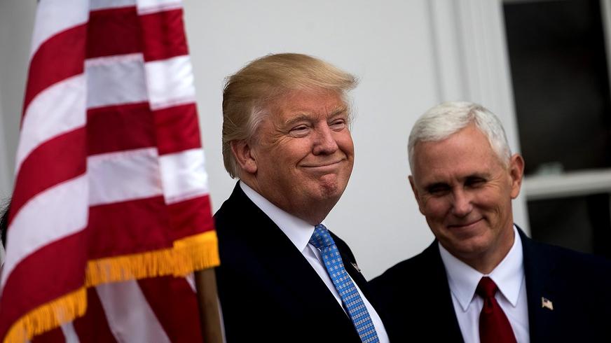 Caitríona Perry on Trump Inauguration