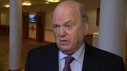 Michael Noonan is attending the annual Spring Series of meetings at the International Monetary Fund in Washington