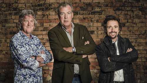 May, Clarkson and Hammond