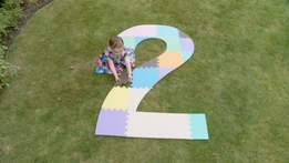 What Number Am I? Being 2 is Great