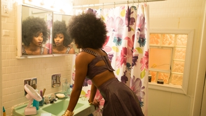 All Greek to the feisty Lysistrata played by Teyonah Parris in Spike Lee's Chi-Raq.