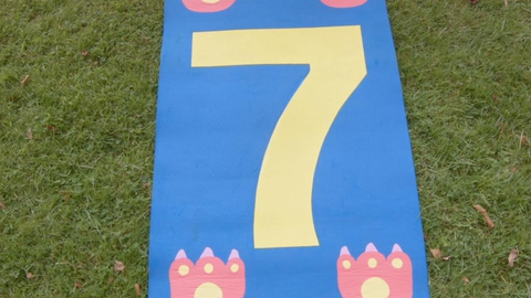 What Number Am I? Being 7 is Great