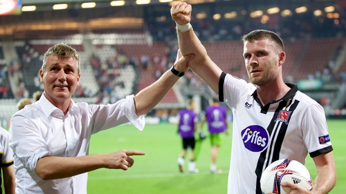 Injuries Take A Toll As Dundalk Gear Up To Face AZ