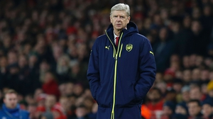 Speculation has been mounting about Arsene Wenger's future