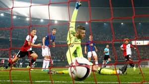 Feyenoord beat Man United 1-0 when they met earlier in the group stages