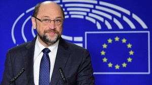Martin Schulz is the former president of the European Parliament