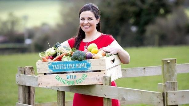 Tastes Like Home presenter Catherine Fulvio