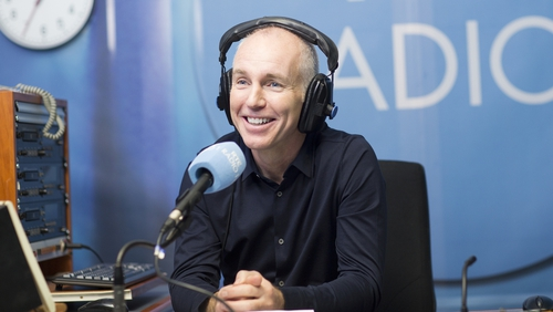 The Ray D'Arcy Show on RTÉ Radio, weekdays at 3pm to 4.30pm