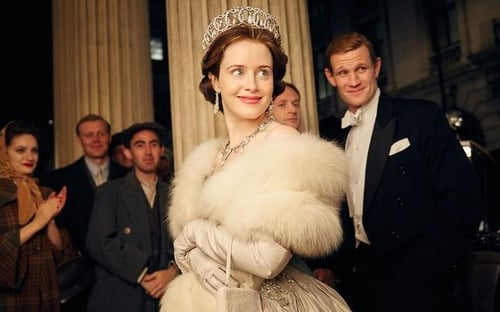 Claire Foy was paid less than her co-star Matt Smith