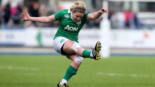 Niamh Briggs returns to Ireland team