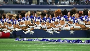 The Dallas Cowboys cheerleaders saw their side win again